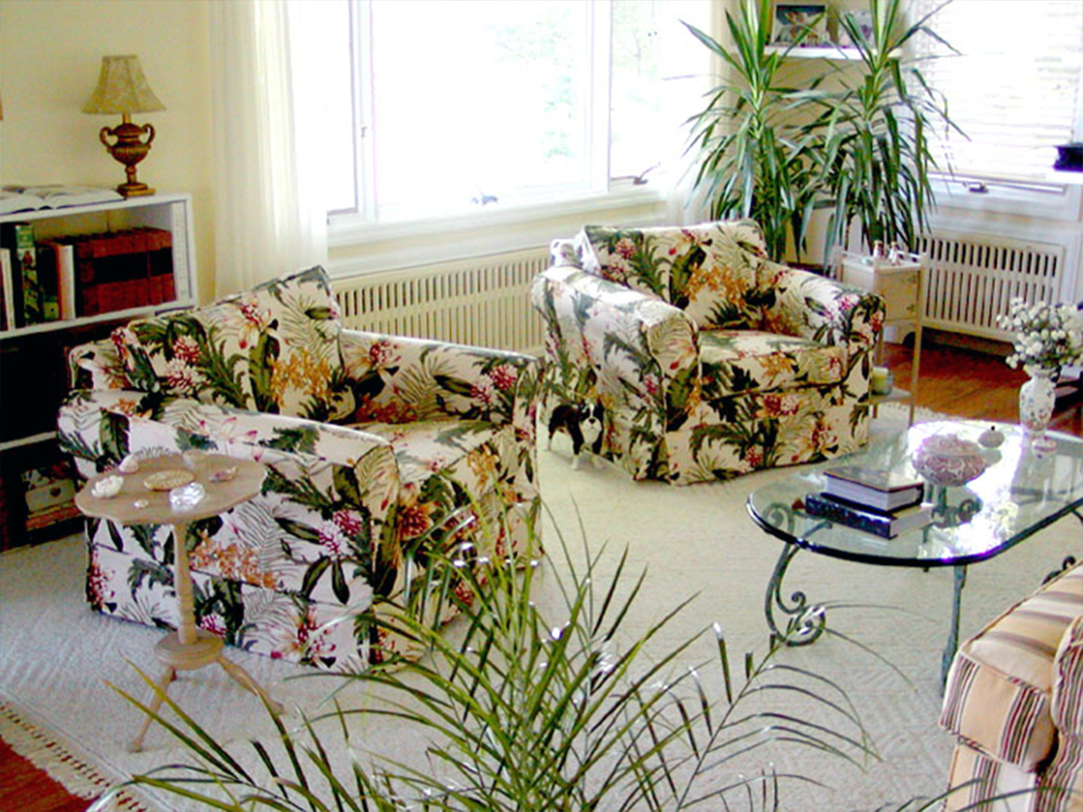 Fitted Slipcovers for Armchairs